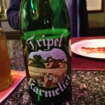 tripel karmeliet cork and cage party