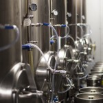 Beachwood bbq brewhouse brite tanks