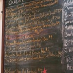 Beachwood bbq tap board
