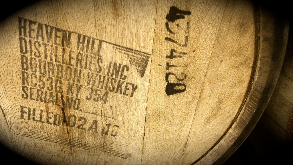 heavenhill barrel