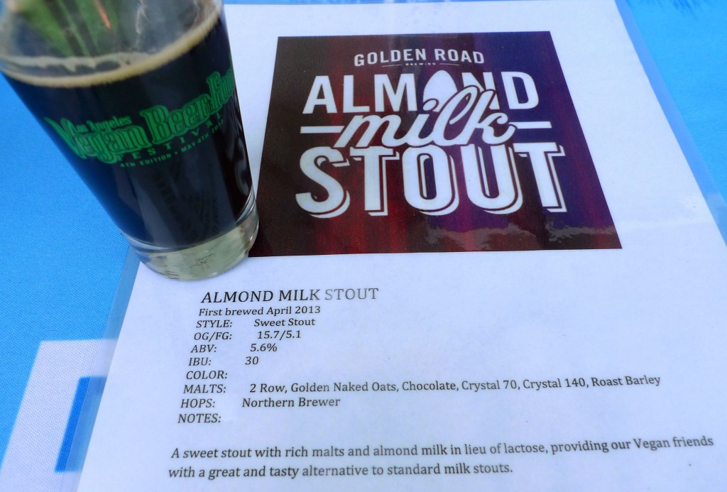 GoldenRoad _Almond Milk Stout