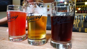 colorful bruery beers